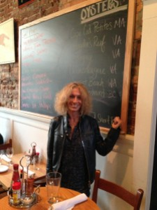 Risë at Hanks Oyster Bar