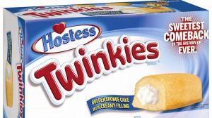 Twinkie Fever, new twinkie box